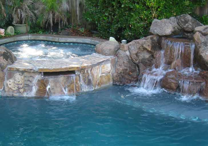 Pool Amp Hottub Service In Charleston Sc Blue Water Pool